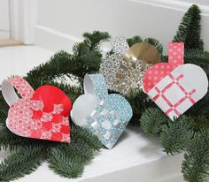 """""""Skal vi flette vore julehjerter sammen""""...."""