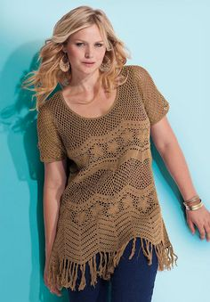Roamans http://outstandingcrochet.blogspot.com/2012/01/roamans-plus-size.html