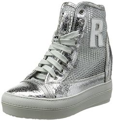 Ruco Line nicy2902 Sneakers Damen Gewebe Grau 36 - http://on-line-kaufen.de/ruco-line/36-eu-ruco-line-nicy2902-sneakers-damen-gewebe
