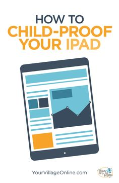How to Set Up Parental Controls on iPad and iPhone. The internet is full of things you probably don't want your child to see. Whether your child has stumbled across...