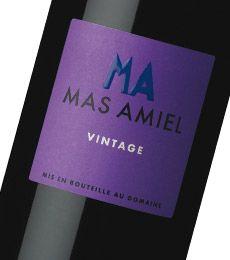 Mas Amiel Vintage 2008