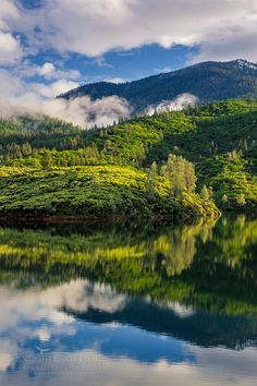 Whiskeytown Lake, Whiskeytown National Recreation Area, Shasta - Trinity National Forest, Shasta County, California; photo by .Gary Crabbe on 500px