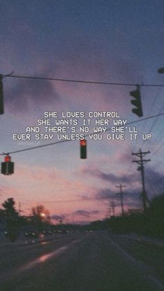 She Loves Control // Camila Cabello Lyric Quotes, Words Quotes, Life Quotes, Song Lyrics Wallpaper, Wallpaper Quotes, Lyrics Tumblr, Grunge Quotes, Tumblr Love, Quote Aesthetic