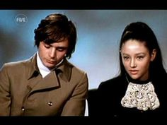 Interview with English actors Leonard Whiting and Olivia Hussey co-stars of Franco Zeffirelli's film Romeo and Juliet, 1968 Olivia Hussey, William Shakespeare, Leonard Whiting, Zeffirelli Romeo And Juliet, Romeo Montague, Juliet Movie, Juliet Capulet, Romeo Und Julia, Romeo Y Julieta