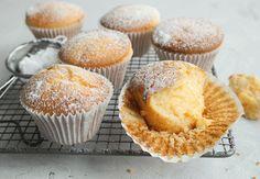 Little Lemon Custard Cakes
