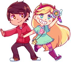 Star vs The forces of Evil by Yuushiki on DeviantArt