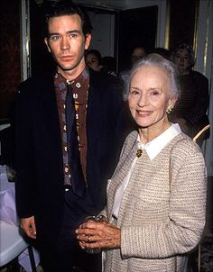 Timothy Hutton and Jessica Tandy - The 56th Annual Drama League Awards in New York City, May 3, 1990