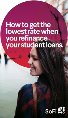 Paying off your student loans faster by refinancing is a great option. But first: the application. See our five best tips to get approved and get a low interest rate, so you can save money and be well on your way to becoming debt free. Best Student Loans, Student Loan Payment, Refinance Mortgage, Mortgage Tips, Mortgage Rates, Paying Off Mortgage Faster, Best Payday Loans, Loan Money