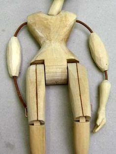 String Puppets | Puppets in Prague. Technical instructions for puppet making ...