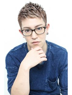 Haircuts For Men, Eyeglasses, Short Hair Styles, Hair Cuts, Hair Beauty, Mens Fashion, Boys, Men's Hairstyle, Short Hairstyles
