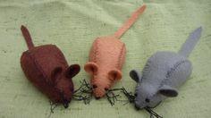 felt projects free patterns | Felt Mouse Pattern – Catalog of Patterns
