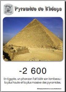 02 Pyramide de Khéops Mets, Ethnic Recipes, Food, School, Trivia, Universe, Africa, Fishing Line, Organization