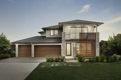 Spacious and sumptuous, feel like a king forever more with the Kingston – a home of generous portions and perfect everyday flow. New Home Designs, Cool House Designs, Rawson Homes, Storey Homes, Display Homes, Open Window, Built In Wardrobe, Al Fresco Dining, Walk In Pantry