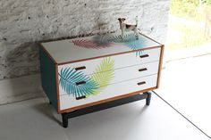 RELOVED October 2013: Palm Chest of Drawers £695 from www.lucyturner.co.