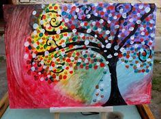 Moja maľba 😻💪🎨
