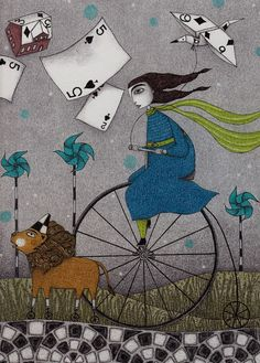 I Follow the Wind Canvas Print by Judith Clay   Society6