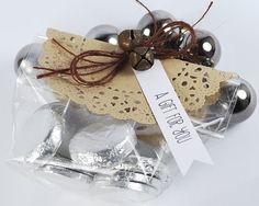 Christmas Table Favours | Pink Petticoat