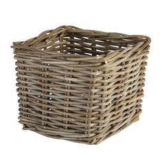 Beautifully handcrafted from natural rattan kobo, this Dorma basket is ideal for storing your bathroom toiletries and is easy to clean using only a dry clo. Garage Exterior, Hallway Decorating, Rattan, Cleaning Wipes, New Homes, Basket, Easy, Hallway Ideas, Home Decor