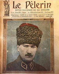 "z ""Le Pelerin"" dergisinin 25 Ekim 1925 tarihli say?n kapa? French Words, French Quotes, Turkey History, Republic Of Turkey, Turkish Army, French Magazine, October 25, Historical Quotes, Ottoman Empire"