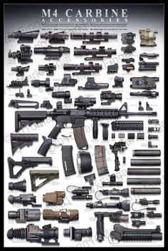 Legos for adults, M4A1
