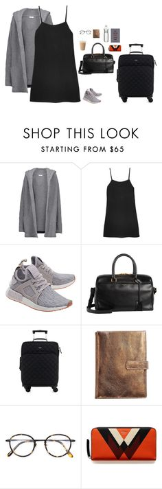 """""""Untitled #2074"""" by tayloremily218 on Polyvore featuring Chinti and Parker, Reformation, adidas Originals, Yves Saint Laurent, Kate Spade, TravelSmith, Frency & Mercury, Mulberry and Dot & Bo"""