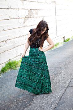 lularoe maxi skirts - best maxi ever!