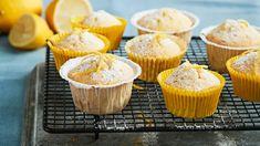 Sitruunamuffinit | Leivonnaiset | Yhteishyvä Mini Cupcakes, Baking, Breakfast, Desserts, Recipes, Food, Kite, Morning Coffee, Tailgate Desserts