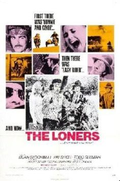 The Loners Poster 24inx36in