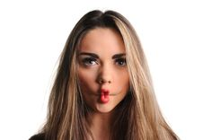 How to Make Your Lips Bigger With Facial Yoga