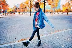 -unknown- Ulzzang's fall fashion~