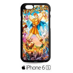 Disney Hercules iPhone 6S  Case