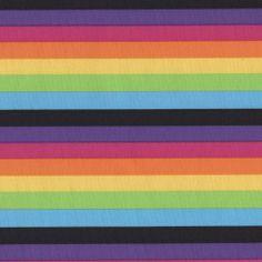 righe multicolor