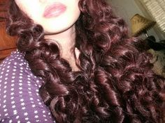 New No heat curly-wavy hair tutorial- No products, no curlers, no french braiding.