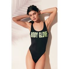 482c1c69a6b Body Glove X UO The Look One-Piece Swimsuit ( 75) ❤ liked on