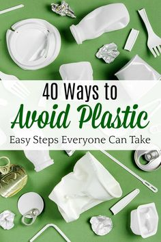 Want to ditch plastic? Try these tips for avoiding plastc. - Anne Schwerke - Want to ditch plastic? Try these tips for avoiding plastc. Want to ditch plastic? Try these tips for avoiding plastc. Green Life, Go Green, Zero Waste, Reduce Waste, Organizing Hacks, Organization, Waste Reduction, Do It Yourself Inspiration, Green Living Tips