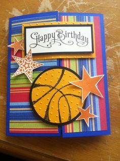 Basketball birthday card google search birthday cards birthday card basketball bookmarktalkfo Image collections