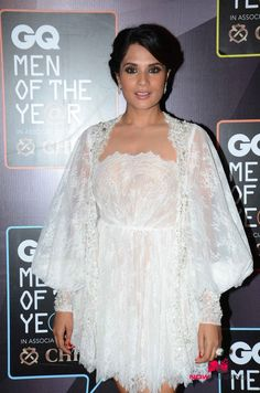 Richa Chadda Awarded GQ India Excellence Of The Year 2015