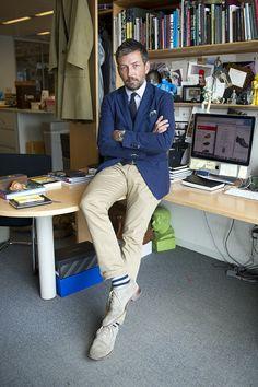 Work Wear | Office Style at Esquire Magazine - Speakeasy - WSJ