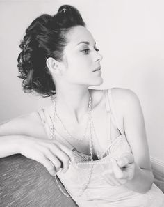 French chic - Marion Cotillard