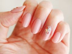 女の子が大好きピンク! でもかわいいピンクネイルは男の子の印象もばっちりつかめます♪ かわいいネイルデザイン集めてみました♡