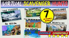 Each resource includes a detailed 15-slide PowerPoint that presents a landscape scene and then reveals the answers at the click of a button. Just like an Eye-Spy or Where's Waldo book, students are asked to locate at least 12 different items in each scene. This is ideal for 1st-4th graders, can ta...