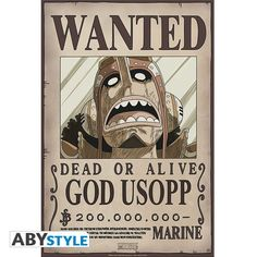 ABYstyle 52 x 35 cm Wanted Robin New One Piece Poster