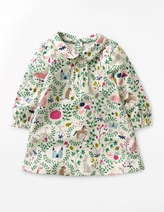 I love the nordic style pattern on this kids dress. So pretty. #affiliate (I will receive a small commission if you click this link)