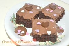 a.k.a. Chymecindy : Chocolate Brownies Recipe // these look INSANELY YUMMY