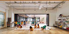 建築設計専門の日比野設計は、幼稚園、保育園で機能的かつ美しい建物を創り続け、数々の実績とコンクール等で入賞しています。