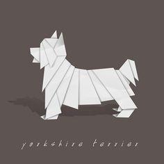 f954f757a73 yorkshire terrier Camas, Diseño Origami, Nombres De Perros, Fondos  Coloridos, Arte Del