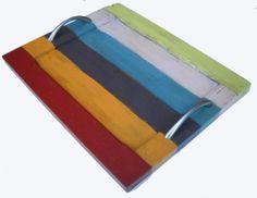 bandeja 600x465 Una bandeja de una puerta mesita de noche en madera con muebles de madera / orgánicos Tabla Reciclado Casa Door Bed