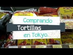 """Hola Nihon presenta ♡ """"Comprando tortillas en Tokyo""""  https://youtu.be/T3x75r4vl8A"""