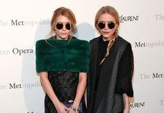 Les sœurs Olsen lancent une collection de lunettes à leur image - Olsen twins sisters launch an eyewear collection #sunglasses #olsen