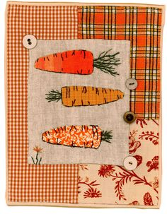 Sharon Blackman, this would be a cute border hem on a tea towel Freehand Machine Embroidery, Free Motion Embroidery, Embroidery Applique, Applique Patterns, Applique Quilts, Quilt Patterns, Fabric Cards, Fabric Postcards, Small Quilts